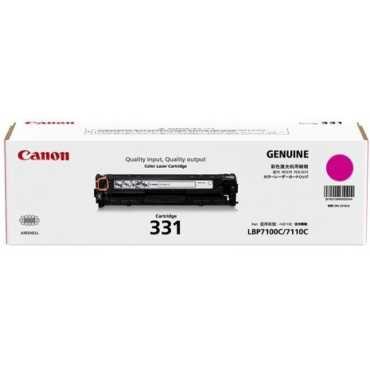Canon 331 Magenta Toner Cartridge - Pink