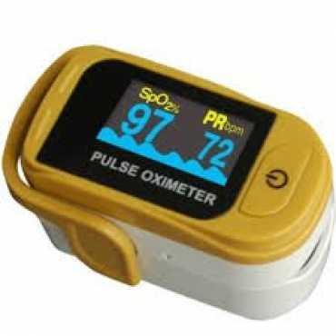 MCP Finger Tip Pulse Oximeter