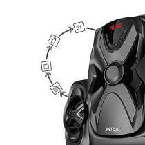 Intex IT-6050 SUF BT 5 1 Channel Multimedia Speaker