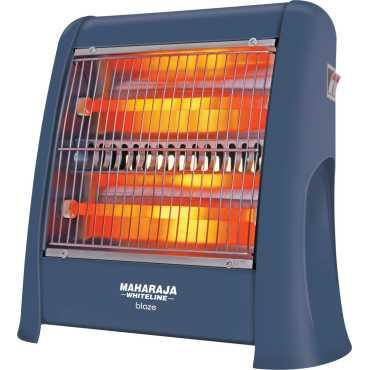 Maharaja Whiteline Blaze RH-109 800W Halogen Room Heater - Grey