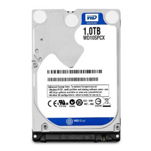WD (WD10SPCX) 1 TB Internal Hard Disk