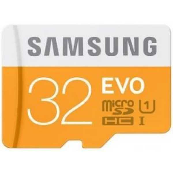 Samsung MB-MP32DA 32GB Class 10 MicroSDHC Memory Card