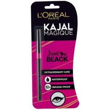 Loreal Magique Kajal (Black) - Black