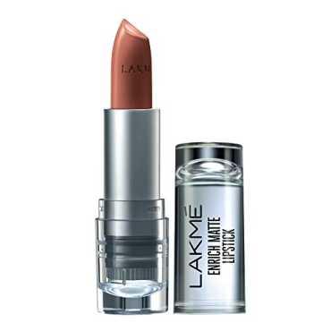 Lakme Enrich Matte Lipstick Shade BM10