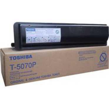 Toshiba T 5070P Black Toner Cartridge