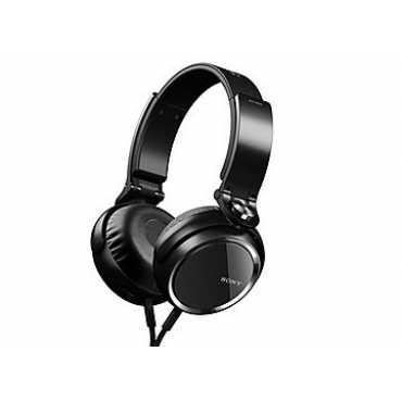 Sony MDR-XB600 Headphones - Black