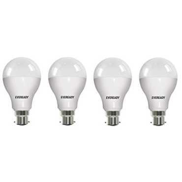 Eveready 12 W  White LED Bulb (Pack of 4) - White