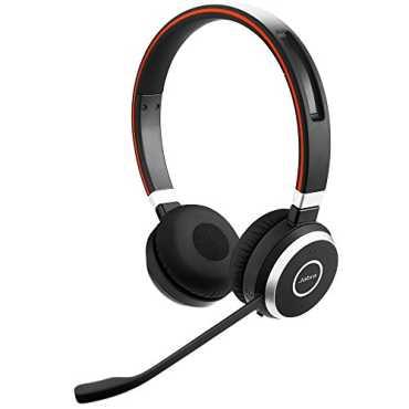 Jabra EVOLVE 65 UC Duo Bluetooth Headset