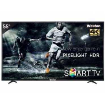 Weston WEL-5500 55 inch UHD Smart LED TV