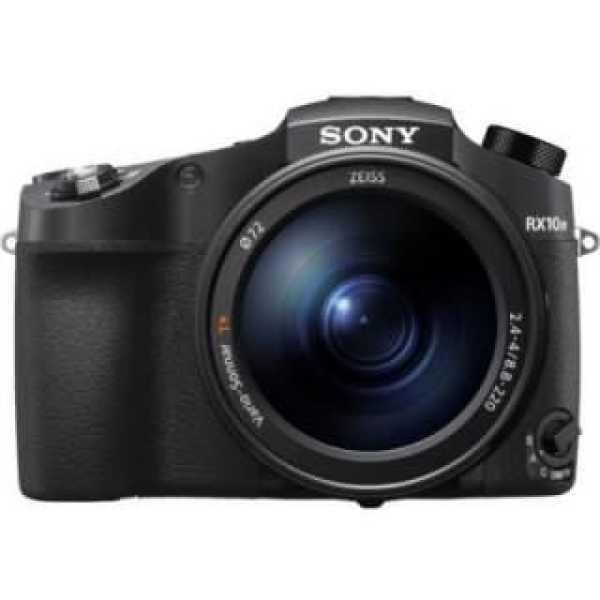 Sony CyberShot DSC-RX10M4 Digital Camera
