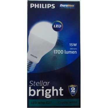 Philips 15W E27 1700L LED Bulb (Cool Day Light)
