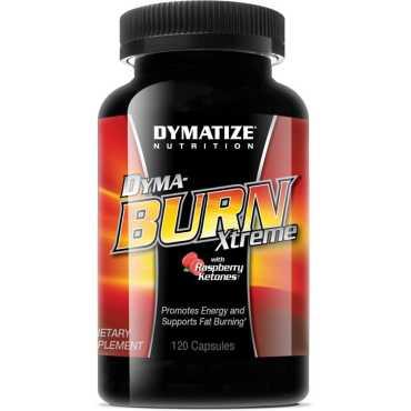 Dymatize Nutrition Dyma-Burn Xtreme Capsules (120 Capsules)