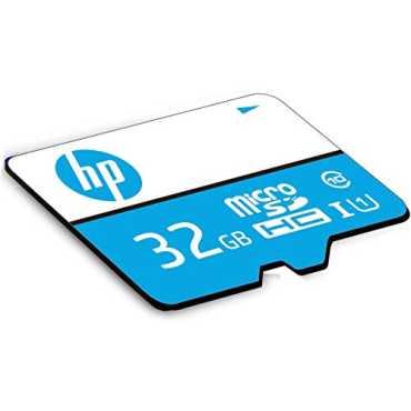 HP MI210 U1 32GB MicroSDHC Class 10 (80MB/s) Memory Card - Black
