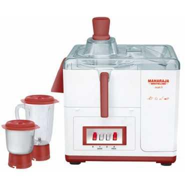 Maharaja Whiteline Mark-II 450W Juicer Mixer Grinder