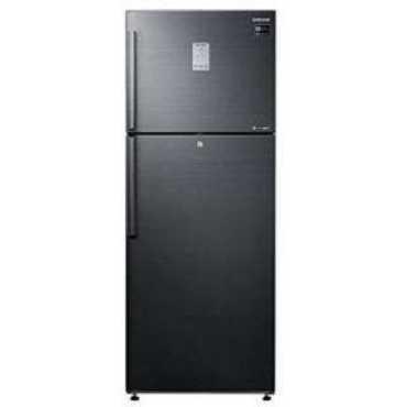 Samsung RT49K6338BS 478 L 3 Star Frost Free Double Door Refrigerator