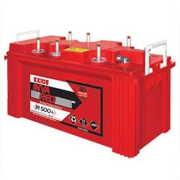 Exide Inva Red 500+ 150AH Battery - Red