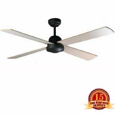 Faro Ibiza 4 Blade (1320mm) Ceiling Fan - Brown