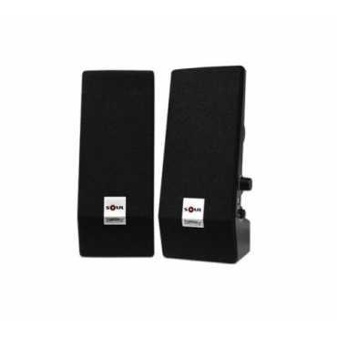 Zebronics S350 - SOUL 2 Multimedia Speaker - Black