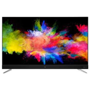 TCL (75C2US) 75 Inch Q-Ultra HD LED TV - Black