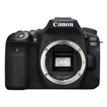 Canon EOS 90D DSLR Camera (Body)