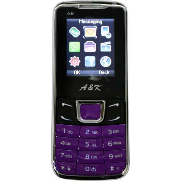 A&K A6  - Blue | Purple