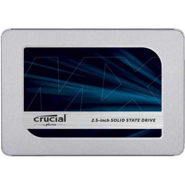 Crucial MX500 (CT500MX500SSD1) 500GB Internal SSD