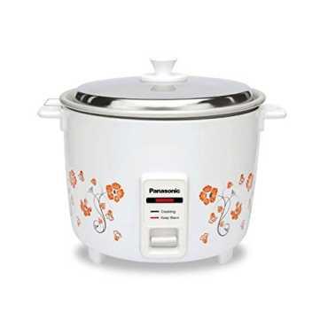 Panasonic SRWA18 H(K) 1.8L Electric Rice Cooker - White