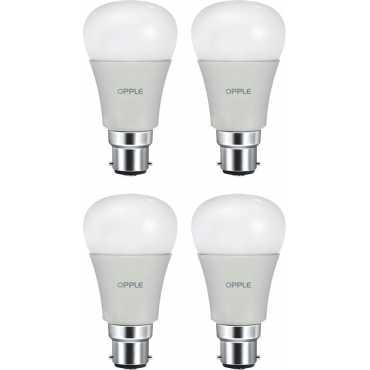 Opple 3.5W LED Bulb (Warm White, Pack of 4) - White