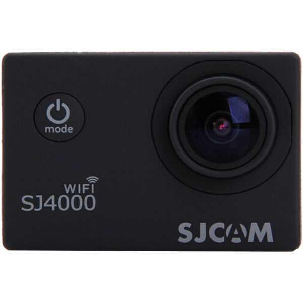SJCAM SJ 4000 WiFi Sports & Action Camera - Black | Red | Yellow | Silver