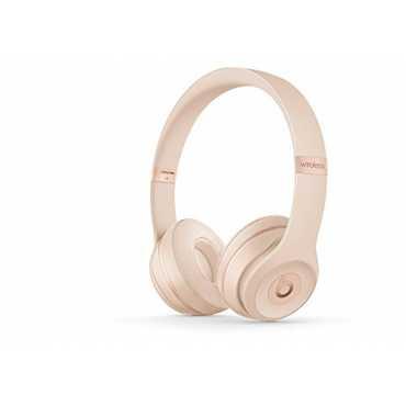 Beats Solo3  Wireless On-Ear Headphones - Silver   Red   Blue   Grey   Gold   Green   Black