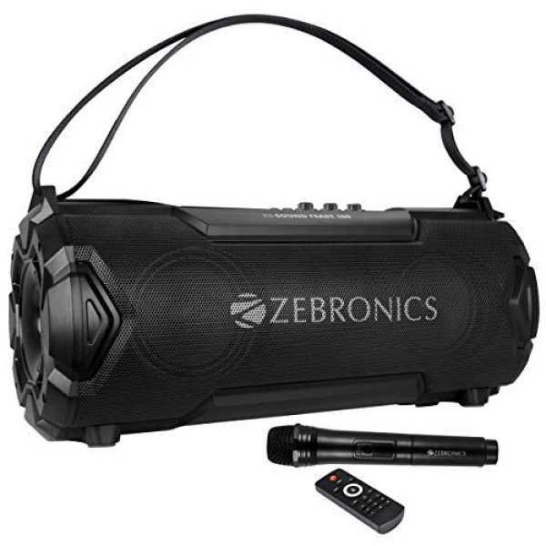 Zebronics Zeb-Sound Feast 100 Portable Speaker