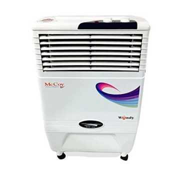 McCoy Windy 17L Air Cooler - White