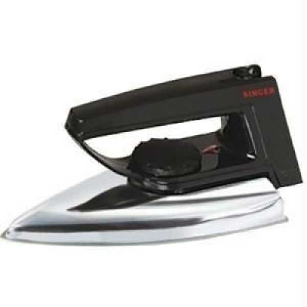 Singer DX 77 Dry Iron - Black