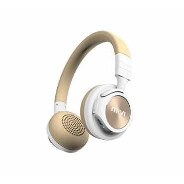 Mivi Saxo Bluetooth Headset - White | Black