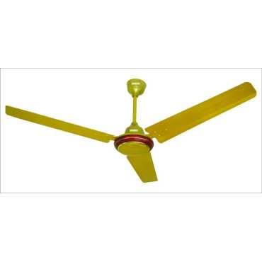 Sameer Jewel 3 Blade (1200mm) Ceiling Fan - Gold