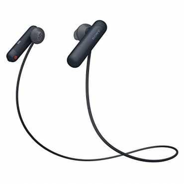 Sony WI-SP500 In the Ear Headphones - Black