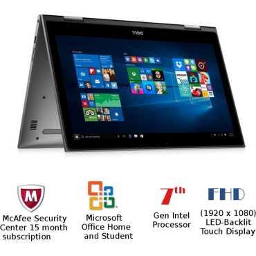 Dell Inspiron 5578 (Z564503SIN9) Laptop - Black | Grey