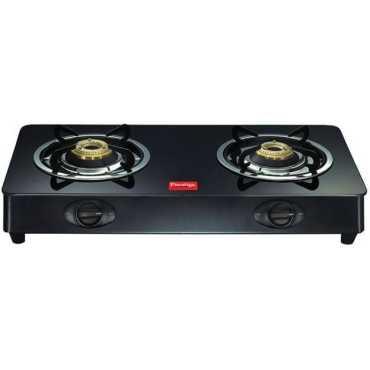 Prestige 40063 Manual Gas Cooktop (2 Burners)