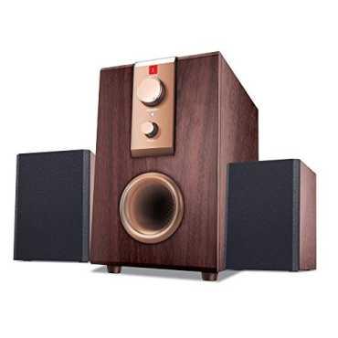 iball Rhythm 69 2.1 Multimedia Speakers - Brown