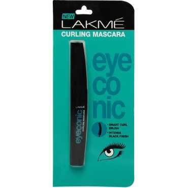 Lakme  Eyeconic Curling Mascara (9) - Black