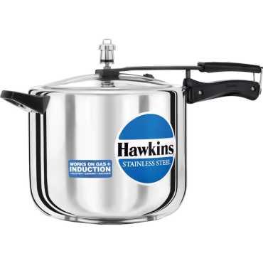 Hawkins Stainless Steel D40 Aluminium 10 L Pressure Cooker Inner Lid