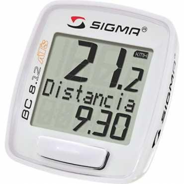 Sigma Sport Bc 8 12 Ats Cycle Computer