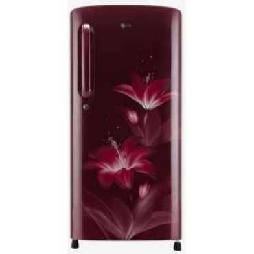 LG GL-B201ARGX 190 L 4 Star Direct Cool Single Door Refrigerator
