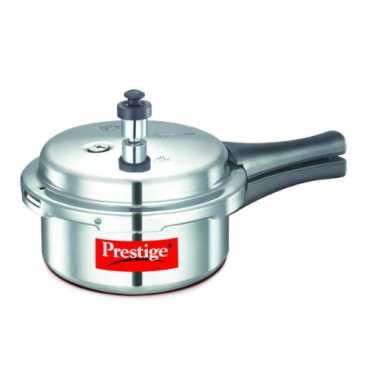 Prestige PPAPC2 Popular Aluminium 2 L Pressure Cooker - Silver
