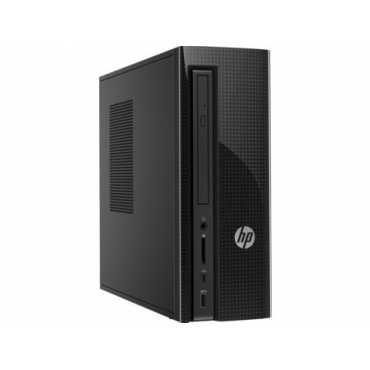 HP Slimline 270 P033IN (Intel Core i3,4GB,1TB,Win 10) Desktop