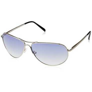 Aviator Men Sunglasses (M050BU2|Blue)