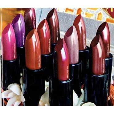 Oriflame Lipstick Set of 4 Multicolor
