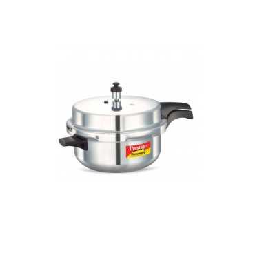 Prestige Deluxe Plus Aluminium Senior 6 L Pressure Cooker Outer Lid
