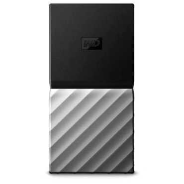 WD My Passport WDBKVX0010PSL-WESN 1TB Portable SSD External Hard Drive