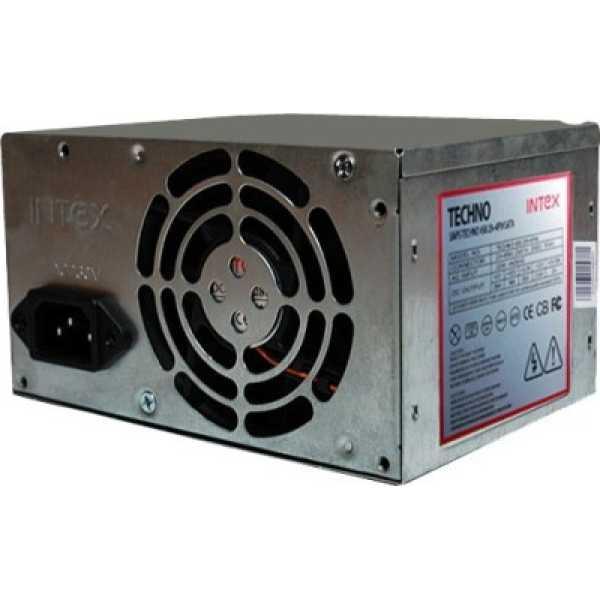 Intex Techno 450 20+4 Pin 450W PSU
